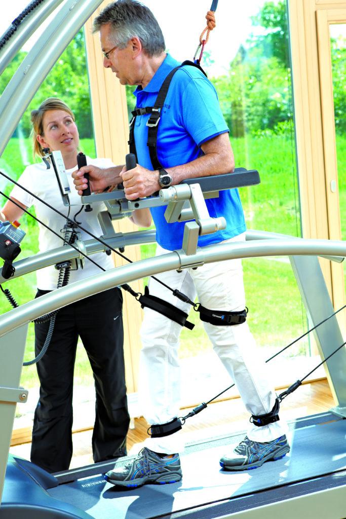 Robowalk® Expander – Sistem de reabilitare