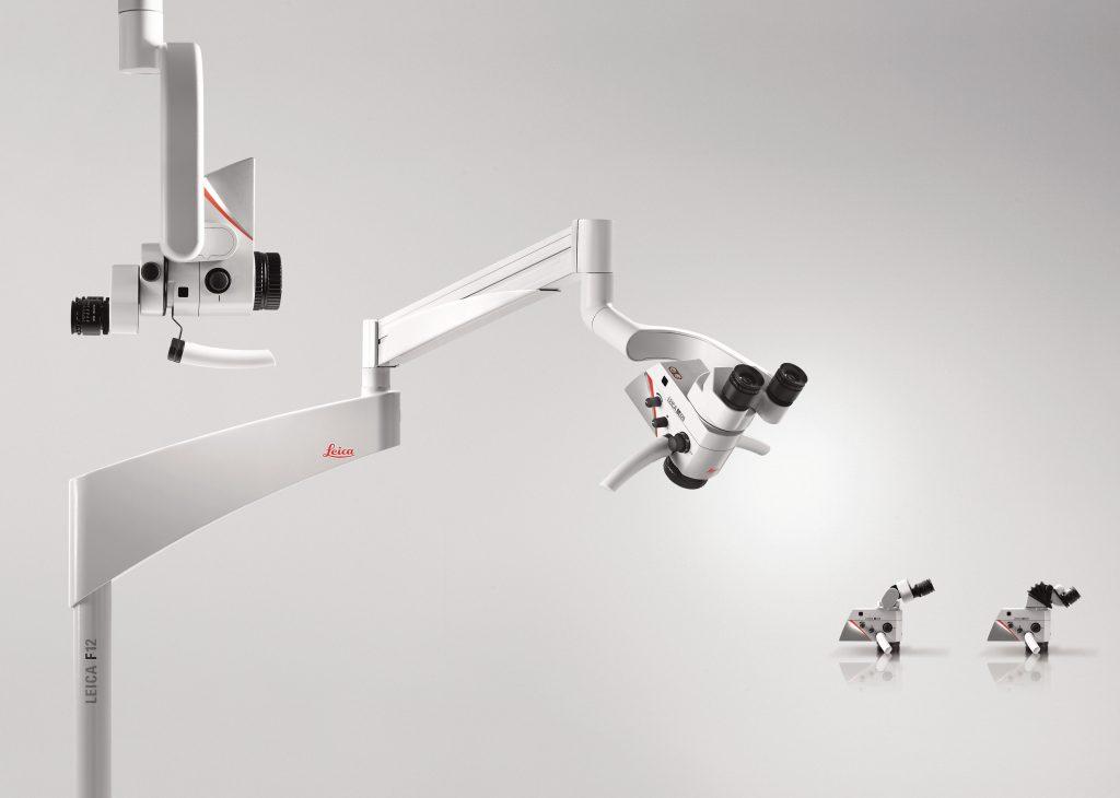 M320 F12 – Microscop chirurgical pentru ORL