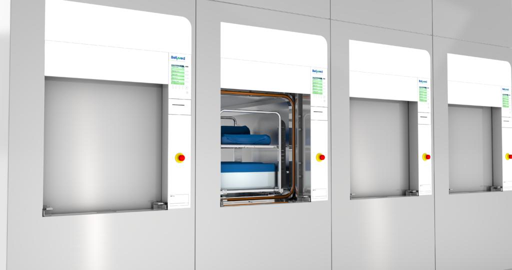 MST V – Sterilizator vertical cu abur