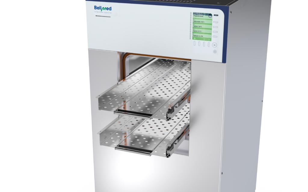 VAPOFIX – Sterilizatorul cu abur