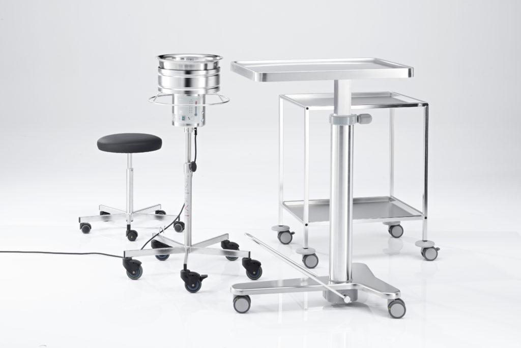 varimed®- mobilier pentru blocul operator si departamentele ambulatorii