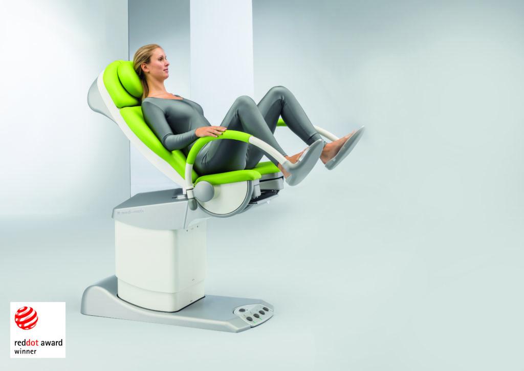 Arco – scaun pentru examinare ginecologica