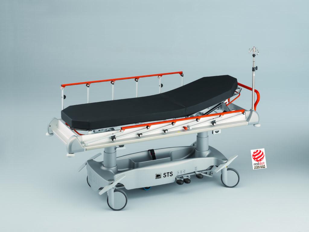 STL 285, STS 282, STX 280 – Sisteme transport pacienti