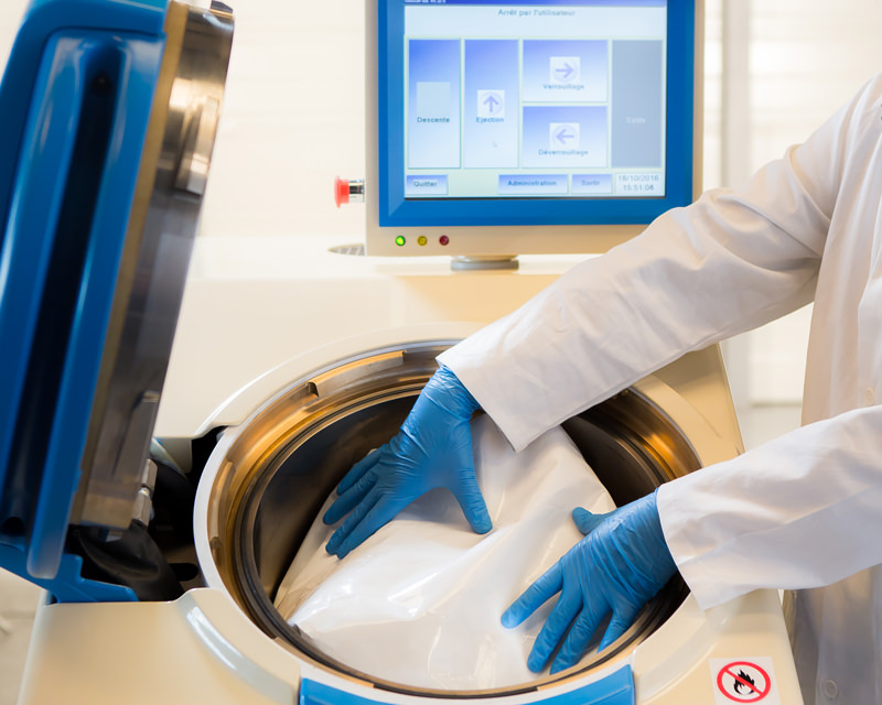 Sterigerms – Neutralizare deseurilor medicale si infectioase