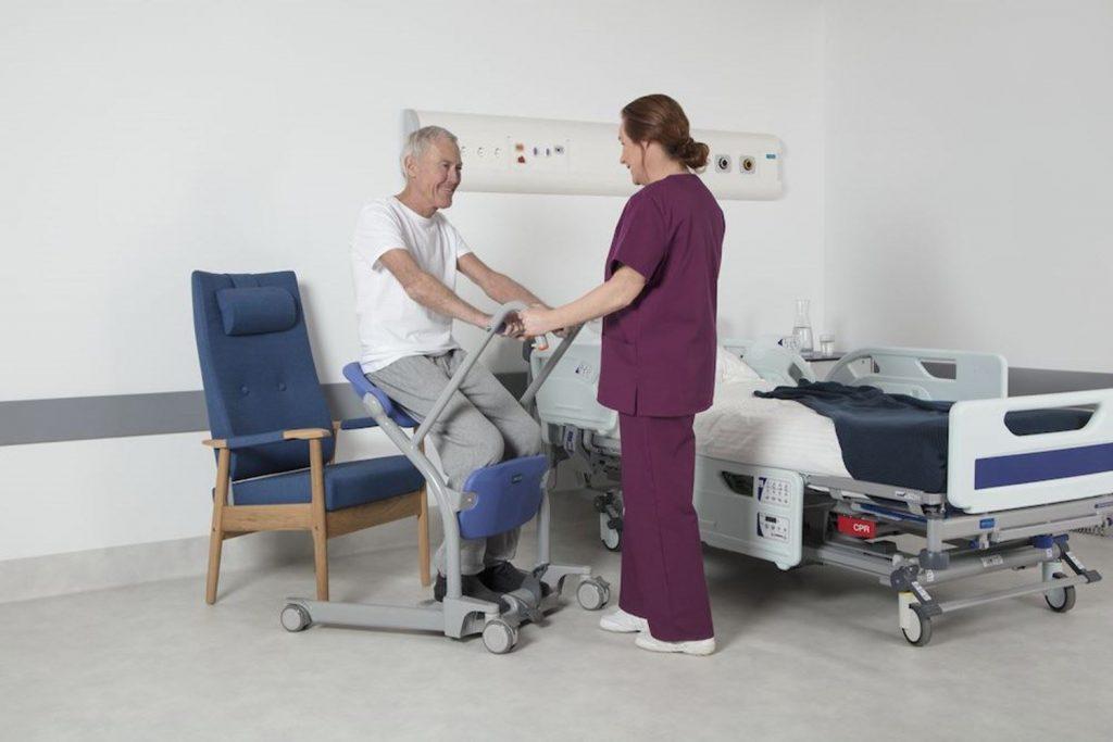 Sara Stedy – Echipament pentru mobilizare pacienti