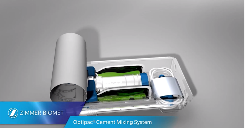 Optipac Cement Mixing System